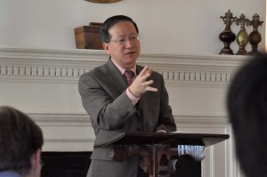 Professor Chu Shulong