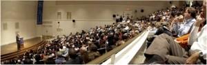 Darden School of Business, Abbott Auditorium