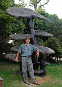Daniel Winkler in Nantong.