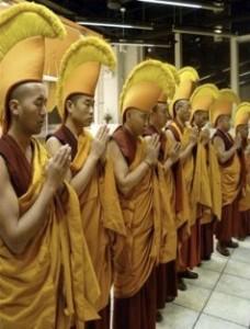 Gomang Monks