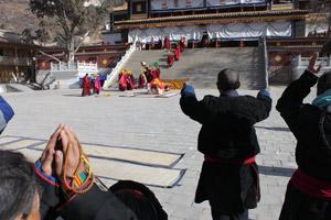 Gönlung Jampa Ling Monastery