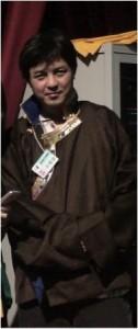 Professor Tsongkha