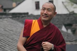 Khenpo Portrait